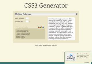 CSS3 Generator.jpg